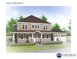 Custom Home Floorplans by Mclean Custom Homes Custom Built Homes Mclean Va Paradigm