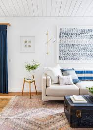 how we styled our family room and kitchen to sell emily henderson
