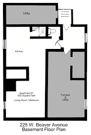 Efficiency Apartment Floor Plan by Amazing Efficiency Apartment Floor Plan 3 Struble1fp Jpg House