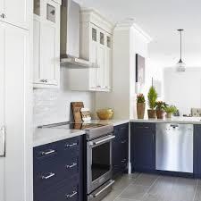 blue kitchen cabinets 20 blue kitchen cabinet ideas that will inspire your kitchen
