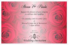 wedding invitations design online wedding invitation design online free sle greeting card template