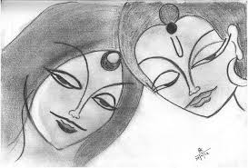abstract pencil sketches of love drawing art library