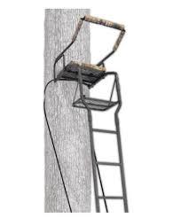 Ameristep Tree Stand Blind Ladder Tree Stand Ameristep 16 U0027 Two Man Solid Steel Seat Hunting