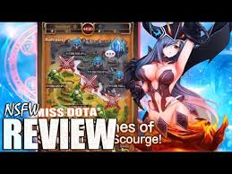 miss dota android review