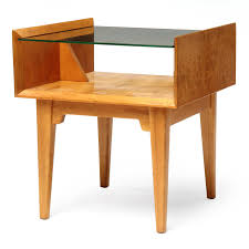 jens risom birch and glass side table 1950s woodworking tips