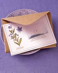 seed cards affectionate seed cards martha stewart