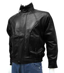 padded motorcycle jacket men u0027s leather moto jackets leather jacket showroom