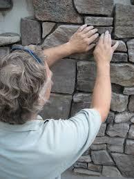 how to apply stone veneer siding how tos diy