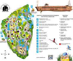 Washington Dc Zoo Map by Zoo Sofia Zoo Sofia