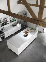 Pro Kitchens Design Vipp Stainless Steel Modular Home Kitchen