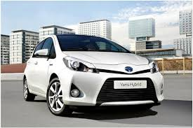 Toyota Yaris And Yaris Hybrid Compact City Cars Electric Cars