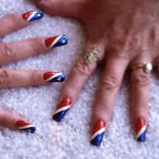 patriotic nail designs for 4th of july life love beauty