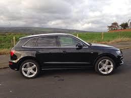 Audi Q5 Diesel - 2011 audi q5 3 0 tdi s line plus cat d rs6 alloys 2 keys 71k