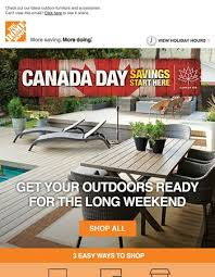 spring black friday home depot event home depot canada exclusive early access to spring black friday