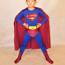 Superman Halloween Costume Aliexpress Buy Superman Costume Boys Halloween Costumes