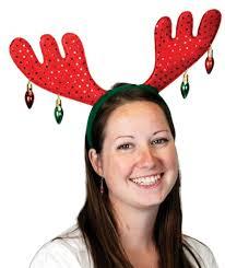 christmas headbands christmas antler headband caufields