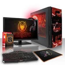 ordinateur de bureau gamer pas cher unite central pc gamer prix pas cher cdiscount