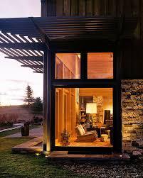 mount wilson residence rustic family retreat reinterprets the