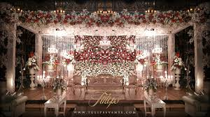 Wedding Reception Stage Decoration Images Top Wedding Stages Of 2016 By Tulips Events Management In Pakistan