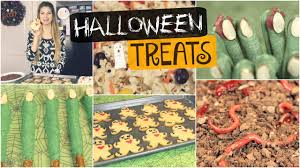 easy halloween treats diy creepy desserts voodoo doll