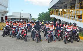 philippine motorcycle honda philippines welcomes the rs 150 nation to the family your
