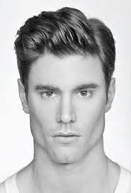 mans old fashion haircut parted down middle 9 best don draper hair side part trend images on pinterest men