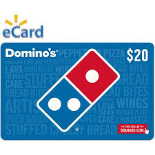 buy e gift card domino s pizza 20 email delivery walmart