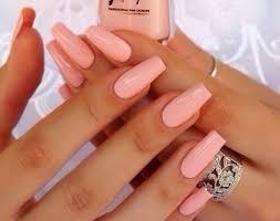 nail polish pink nails baby pink cute nails sweater baby pink