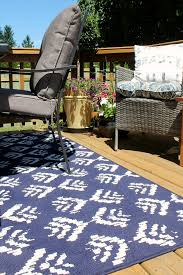 Make Your Own Outdoor Rug How To Create A Backyard Oasis Clean And Scentsible