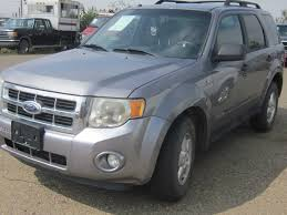 2008 jeep liberty silver 2008 ford escape silver gary hanna auctions