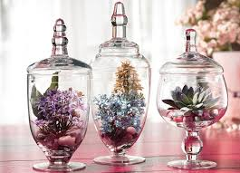 amazon com palais glassware clear glass apothecary jars wedding