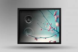 The Art Of Sound Design Aframe Wireless Art Speaker System U2013 The Art Of Sound U2026 U2013 Nylon