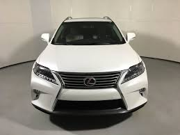 lexus suv dealers 2015 used lexus rx 350 fwd 4dr at schumacher european serving