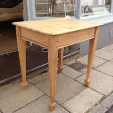 Pine Side Table Pine Side Table Chene Interiors