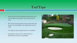 Backyard Putting Green Installation by Improve Your Golf Game With A Backyard Putting Green Ppt Download