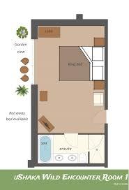 Is Floor Plan One Word Ushaka Lodge Jamala Wildlife Lodge