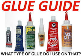 Upholstery Glue For Cars What Is The Best Adhesive To Glue This To That Glue Guide Chart