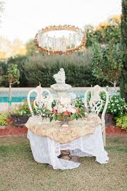 Vintage Backyard Wedding Ideas by 88 Best Sweetheart Tables From Aisle Society Images On Pinterest