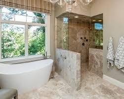 bathroom design ideas walk in shower walk in bathroom shower