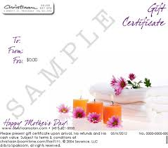 instant gift cards online instant gift certificates christiaan salon and day spa