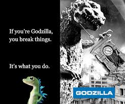 Godzilla Meme - its what you do godzilla know your meme