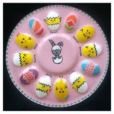 ceramic deviled egg platter 56 best egg platters images on boiled eggs