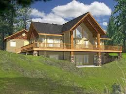 rustic mountain cabin cottage plans plan 117 512 houseplans com houses pinterest house