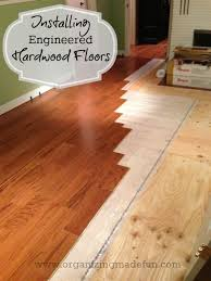 Installing Engineered Hardwood Flooring Installing Engineered Hardwood Flooring Organizingmadefun