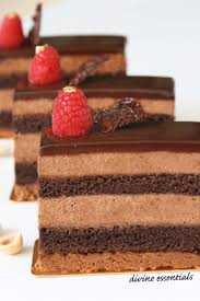 chocolate praline royale chocolate fudge sponge http