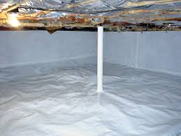 the cleanspace crawl space vapor barrier by clarksville nashville