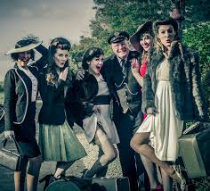 Dinner Party Entertainment Ideas Wwii Party Themes Events Themed Party Nights Themed Events