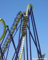 Six Flags Valejo Six Flags Discovery Kingdom Medusa Medusa17 Jpg Roller