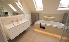 Bathroom Floor Lighting How To Choose Bathroom Lighting Real Homes