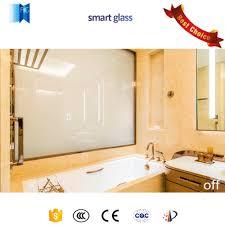 smart glass shower door 5282